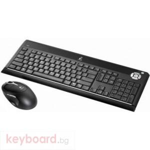 Комплект Logitech UltraX Cordless Media Desktop, US+BG