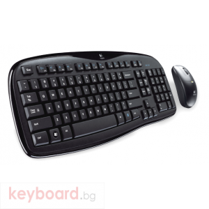 Комплект Logitech Wireless Desktop MK250