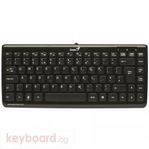 Клавиатура GENIUS LuxeMate i200, USB, Mini