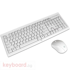 Клавиатура HP C2710 Combo Keyboard Mouse White