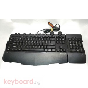 Клавиатура Microsoft Sidewinder X6 French