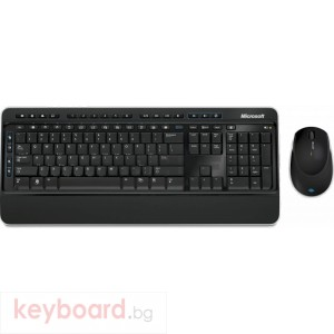 Комплект Microsoft Wireless Desktop 3000