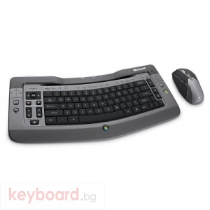 Комплект Microsoft Wireless Entertainment 7000 Russian Layout