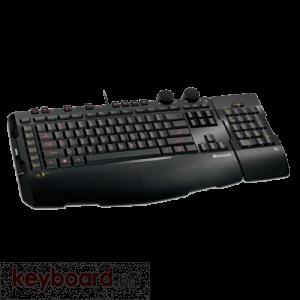 Microsoft SideWinder X6 Keyboard USB