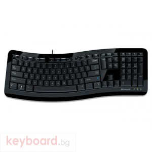 Comfort Curve Keyboard 3000 USB English Retail