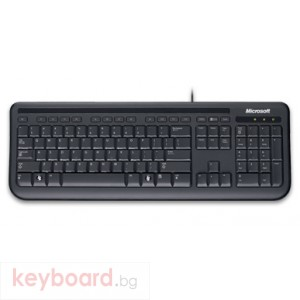 Microsoft Wired Keyboard 400 MP USB