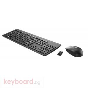 Клавиатура HP Wireless Slim Business Keyboard