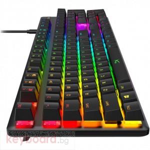 Клавиатура Kingston HyperX Origins Alloy Keyboard Keyboard mechanics