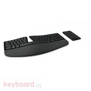 Клавиатура Microsoft Sculpt Ergonomic Keyboard Wireless For Business