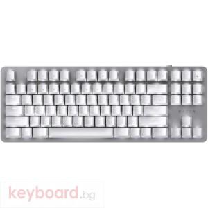 Клавиатура Razer BlackWidow Gaming Keyboard LITE Mercury wired