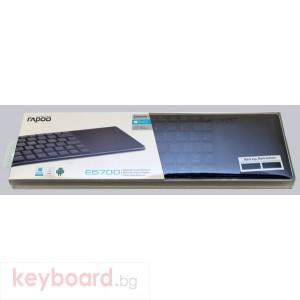 Клавиатура RAPOO E6700 Bluetooth Черна