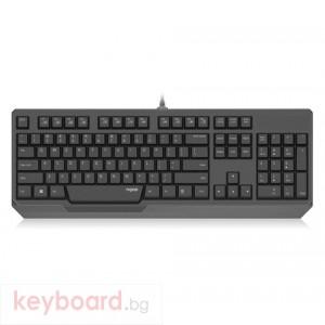 Клавиатура RAPOO N2210 Жичнa, черна,USB