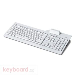 Клавиатура FUJITSU с вграден четец за SMART карти,Фуджицу