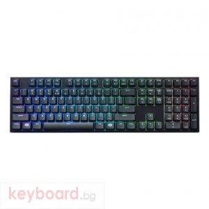 Клавиатура COOLER MASTER Storm MasterKeys Pro L геймърска механична USB