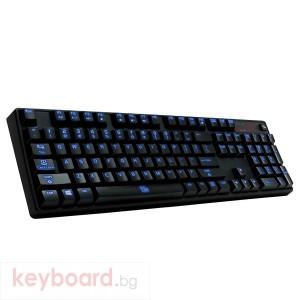 Клавиатура THERMALTAKE геймърска механична TteSPORTS POSEIDON Z