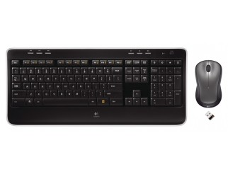 Комплект Logitech Wireless Combo MK520