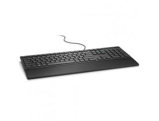 Клавиатура DELL KB216 жична мултимедийна черна