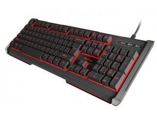 Клавиатура GENESIS Gaming Keyboard Rhod 400 Backlight Us Layout
