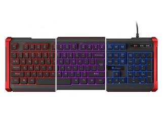 Клавиатура GENESIS Gaming Keyboard Rhod 410 Backlight Us Layout