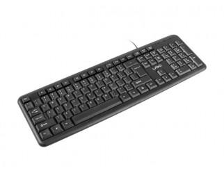 Клавиатура UGO Keyboard Askja K110 US Layout Wired