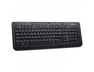 Клавиатура DELUX DLK-3100U USB, Slim, Multimedia