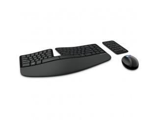 Комплект MICROSOFT SCULPT ERGONOMIC USB