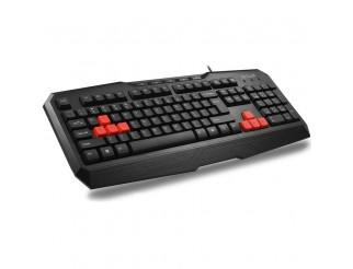 Клавиатура DELUX DLK-9020/USB/BLACK/BULG USB 2.0