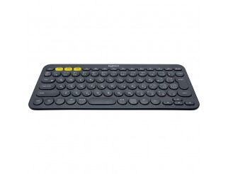 Клавиатура LOGITECH Bluetooth Keyboard K380 Multi-Device - INTNL - US International Layout - DARK GREY