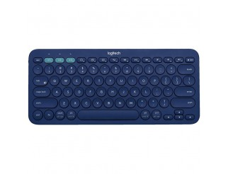 Клавиатура LOGITECH Wireless Multi-Device Keyboard K380 – INTNL – UK Layout – BLUE