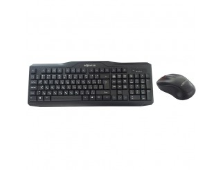 Клавиатура RoXpower Keyboard WT-81 2.4GHZ/64 channels wireless combo-set