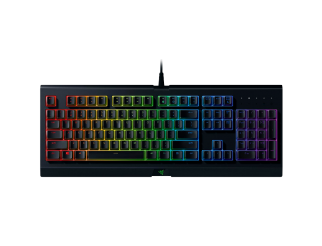 Геймърска клавиатура RAZER Wired, USB, QWERTY, United States