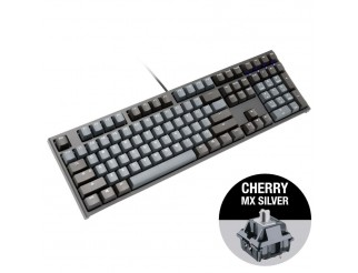 Геймърскa механична клавиатура Ducky One 2 Skyline, Cherry MX Silver