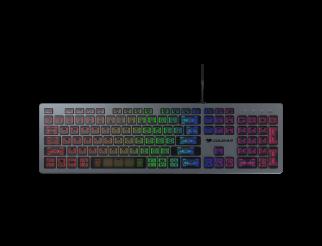 Геймърска клавиатура COUGAR GAMING Wired, USB