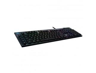 Геймърска механична клавиатура Logitech, G815 Lightsync RGB, Tactile суичове