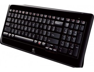 Клавиатура LOGITECH WIRELESS KEYBOARD K340, Италианска