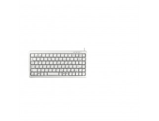 Жична клавиатура CHERRY G84-4100, USB, 86 клавиша, Светло сива