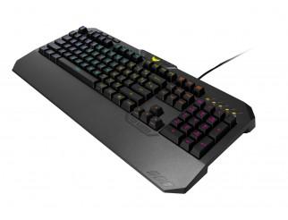 Геймърска Mech-Bran клавиатура ASUS TUF Gaming K5 RGB Aura Sync