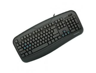 Клавиатура GIGABYTE Геймърска Force K3 ,USB, black, без кирилица