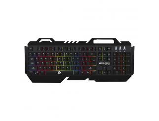Геймърска клавиатура FanTech Zexter K610, Черен
