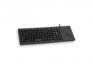 Индустриална клавиатура CHERRY G84-5400 с Trackball, Черна