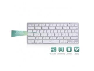 Bluetooth клавиатура Ewent EW3163, Бял