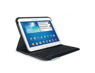 Logitech Keyboard Folio for Galaxy Tab3 10, Russian Layout