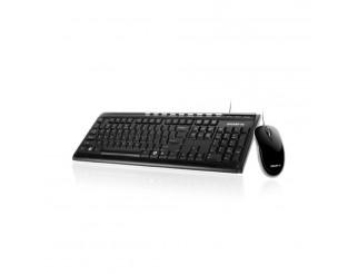 Kомплект клавиатура с мишка Gigabyte KM6150, V2, Черна