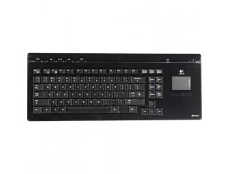 Клавиатура Logitech Wireless Bluetooth Mediaboard Pro with touch pad, BG Layout
