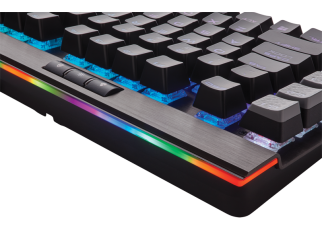 Клавиатура Corsair Gaming™ K95 RGB PLATINUM Mechanical Keyboard, Backlit RGB LED, Cherry MX Brown  (US)