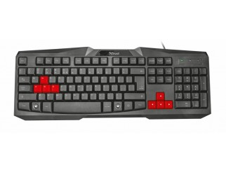 Клавиатура TRUST Ziva Gaming