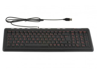 Клавиатура LABTEC ILLUMINATED ULTRA-FLAT KEYBOARD DA