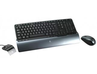 Комплект Logitech Cordless Desktop S520