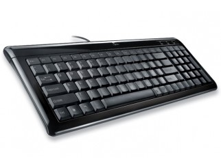 Клавиатура Logitech Ultra-Flat, USB