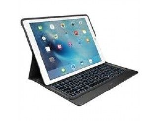 Logitech Ultrathin Magnetic Clip-On Keyboard for Apple iPad Air 2